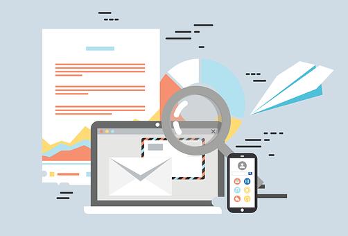 电子邮件, 电子邮件营销, 新闻稿, 消息, 业务, 市场营销, 社会